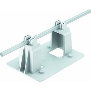 165 R-8-10 OBG, Dachleitungshalter für Dachbahnstreifen 8-10mm, PE