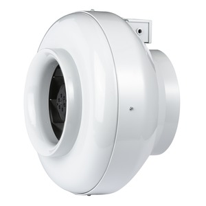 RRK 100, RRK 100, Radial-Rohrventilator, 1-PH Gehäuse aus glasfaser- verstärktem Kunststoff