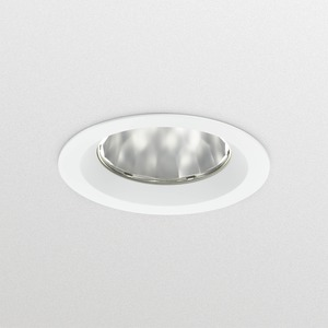 RS340B LED27S/840 PSU-E WB II WH, Starrer LED Einbaustrahler, 4000K, Ra > 80, schaltbar, breitstrahlend, weiß