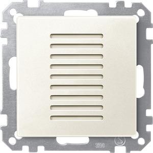Raumtemperaturregler für den Objektbereich, weiß, System M