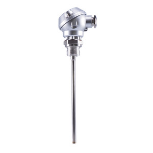 902030/10-380-2003-1-6-150-104/000, Widerstandsthermometer, 2xPt100 zl, 6x150mm, G 1/2, -50..+200°C