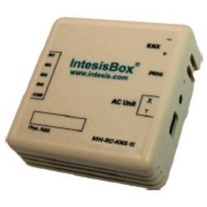 MH-RC-KNX-1i, Intesis KNX Interface für MHI AC mit 4 Binäreingänge