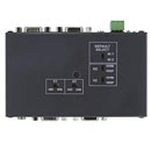 Automatischer Umschalter für VGA inkl. Audio, der bei Verlust des primären Eingangssignals automatisch auf den zweiten Eingang umschaltet