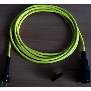 315M5SL07/SCH21, Verlängerungsleitung 5m SL07 3G1,5mm²1 Schutzkontakt-Stecker/-Kupplung