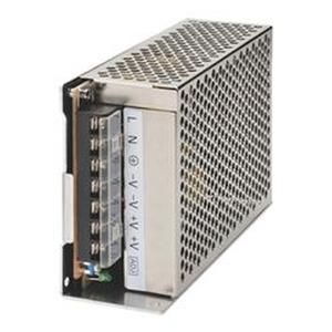 S8JC-ZS15024CD-AC2, Schaltnetzteil - LITE Linie, 150 W, 200 bis 240 VAC Eingang, 24 VDC 6,5A Ausgang, DIN-Schienenmontage