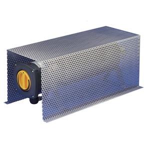 Schutzkorb SK 5000-V4A für Rippenrohrheizöfen