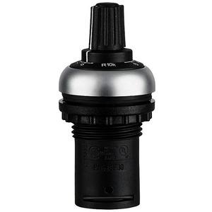 087.02.2, Potentiometer, Einbautyp 22,5 mm, für Typ 87.02, 10 kOhm/0,25 W, 10er Skala