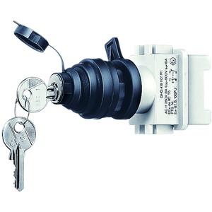 GHG 418 8125 R0001, Schlüsseltaster 1S+1Ö FU10, CEAG1