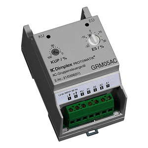 GRM 05AC, AC-Gruppensteuergerät Dimplex PROTOMATIK