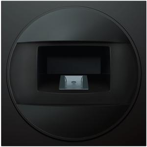 Portier Fingerprintmodul, graubraun