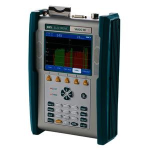 """KWS VAROS 107, CATV-Messempfänger mit 5,7"""" Farb-TFT – Frequenzbereich 5–1.214 MHz"""