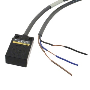 TL-W5MC1 5M, Proximity sensor, inductive, unshielded, 5mm, DC, 3-wire, NPN-NO, 5m cable