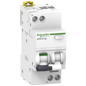 FI/LS-Schalter iDPN N Vigi 1P+N, 20A, B-Char., 30mA, Typ A, 6kA, 110VAC
