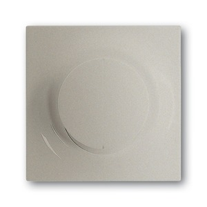 6545-79, Bedienelement, champagner metallic, impuls, Bedienelemente für Dimmer