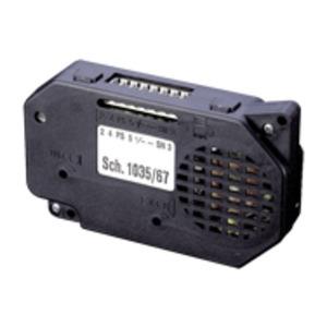 TL 1035/67, Einbau-Türlautsprecher, 1+n-Technologie