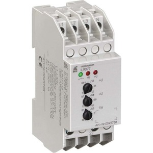 IL9077.12 3/N AC400/230V 0,1-20S, UNTER-UEBERSPANNUNGSRELAIS
