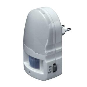 AN02, Automatisches Nachtlicht LED 230V, für die Steckdose, mit Eurostecker 230 V
