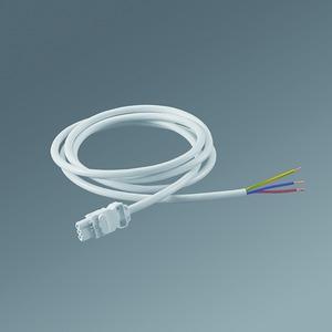 ML -ALEL   3x1.5 qmm ws, Anschlussleitung Versorgung aus H05VV-F, ML -ALEL   3x1.5 qmm ws