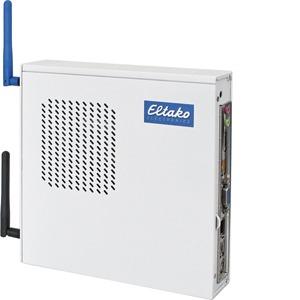 SafeIV-rw, Smart Home-Zentrale reinweiß mit LAN- und ggf. GSM-Kommunikation, 199x180x39mm