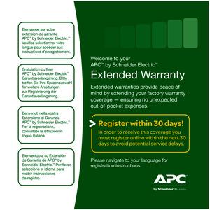 Service-Paket, 3 Jahre Garantieverlängerung (beim Kauf eines neuen Geräts)