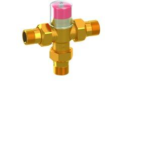 Zentral-Thermostat ZTA 3/4, Zentral-ThermostatarmaturZTA 3/4, für zentrale Vormischung
