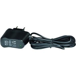 1 1518 009 111, HE 9 Basic LEDSteckerladegerät mit Ladestromanzeige für HE 9 Basic LED, 110 - 240 V, Anschlussleitung 1,8 m, mit Formstecker