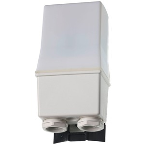 10.32.8.230.0000, Dämmerungsschalter für Außenbereich, IP 54, 1 bis 80 Lux, 2 Schließer 16 A, für 230 V AC