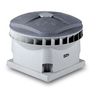 DV EC 250 ECO, DV EC 250 ECO, Dachventilator mit EC-Motor drehzahlregelbar