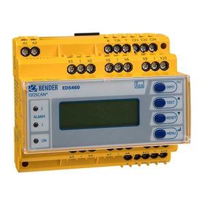 EDS460-D-2, Isolationsfehlersuchgerät