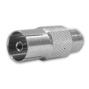 F-Adapter (F-Buchse / IEC-Buchse)