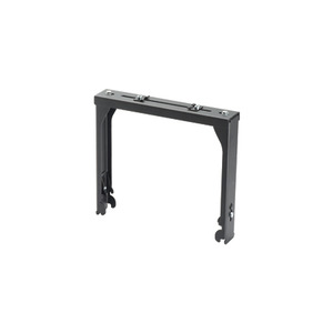 WyrGrid-Trapezbrücke für WG12BL10 (FiberRunner 4x4 oder 6x4); Farbe: schwarz