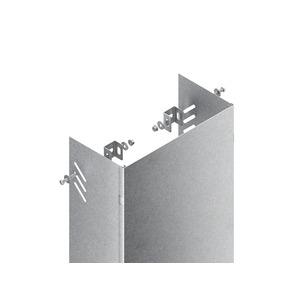 STVWA 300 S, Steigetrassenverkleidung, 203x309x3000 mm, für STIC/STUC, Wandmontage, Stahl, bandverzinkt DIN EN 10346, inkl. Zubehör