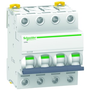 Leitungsschutzschalter iC60L, 4P, 3A, C-Charakteristik, 100kA