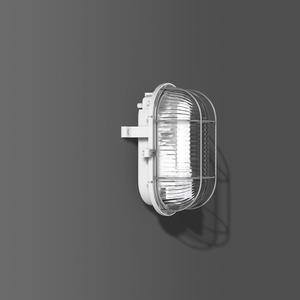 Installationsleuchte Standard, grau TC-S 7 W, 50400.919