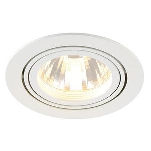 NEW TRIA LED DISK Downlight, rund, weiss, 2700K, 35°