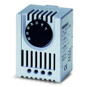 SSR-E 6905, Temperaturregler für Schaltschrank 10-60C, AC 230V, 1We, 10/5 A für H oder K