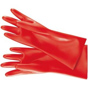 98 65 40, Elektriker-Handschuhe Arbeitsspannung 1000 V, Klasse 0 410 mm, Dicke 1 mm; Größe 9