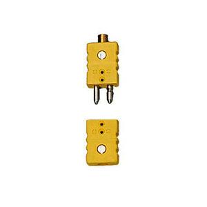 Miniatur-Steckverbinder NiCr-Ni K 25,5x16x8mm
