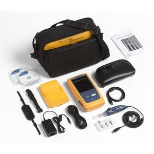 FI2-7000 INT, FiberInspector Pro:  WLAN aktiviert Versiv2-Hauptgerät und Inspektionskamera, 4Spitzen in einer Box (LC-, FC/SC-Anschluss, 1,25 und 2,5mm, universal