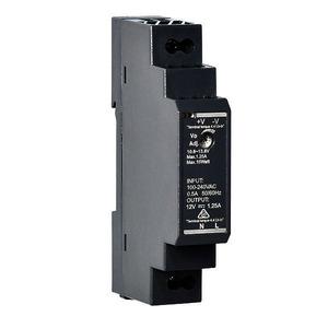 HDR1512, Hutschienen-Netzteil 15W 12V / 1,25A Schaltnetzgerät für DIN-Schiene TS35