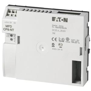MFD-CP8-NT, CPU/Netzteil, 24VDC, erweiterbar, +easyNet, Programm- u. Maskenspeicher