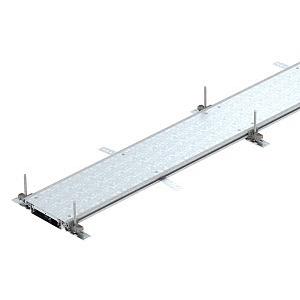OKA-W2004030, Kanaleinheit estrichbündig blind 2400x200x40, St, FS, Preis per Stück, L=2,4m