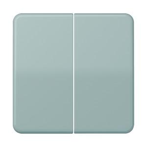 CD 595 BF GR, Wippe, bruchsicher, für Serien-Wippschalter, Serien-Tastschalter, Doppel-Wechsel-Wippschalter, Doppel-Wechsel-Tastschalter und Doppel-Taster