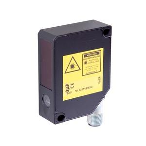 sensor laser,analog 20,4x65x50,teach 12-28V DC,a0-10V,Sn100-600,punkt,M12Stckr5p