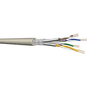 UC900 SS27 C7 S/FTPp 4P LSHF BK 1000DW, Kat.7,S/FTP,AWG27,4P,LSHF,1000m,schwarz