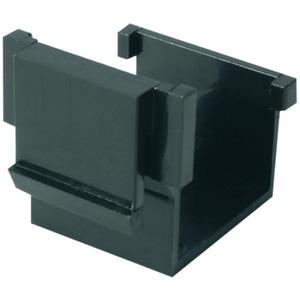 Blindstopfen für 19-Modulträger und Aufputz-Modul-Aufnahmen AP compact