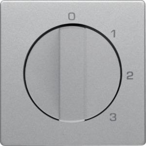 Zentralstück m Drehk für 3S Q.1/Q.3 alu
