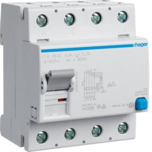 FI-Schalter 4P 10kA 63A 300mA Typ B NK