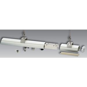 0615003-LTPG, LTPG Lichtband-Trageschiene 3000mm (gerundetes Polyester, weiss)