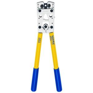 Presswerkzeug,Sperrvorr.,f. Presskabels. und Verb. DIN 46235/DIN 46267, 6-50mm²
